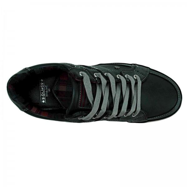 S. Oliver Herren Sneaker dunkelblau 51360023