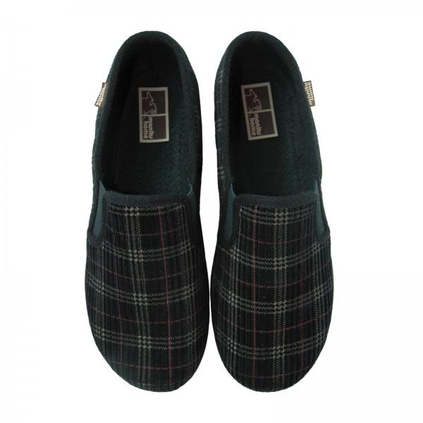 Manitu Home 240024 Herren Pantoffeln