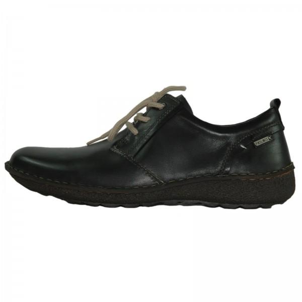 Pikolinos Herrenschnürrschuhe E-Black 01G-5055